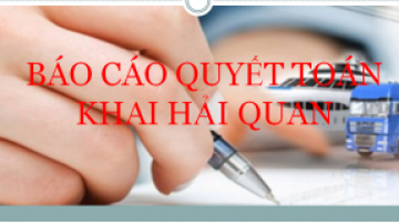 Khai giảng lớp khai hải quan điện tử khóa K48 Hà Nội